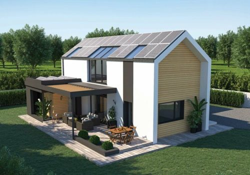 Maison Bati Activ - constructeur-maison-neuve-Ille-et-vilaine