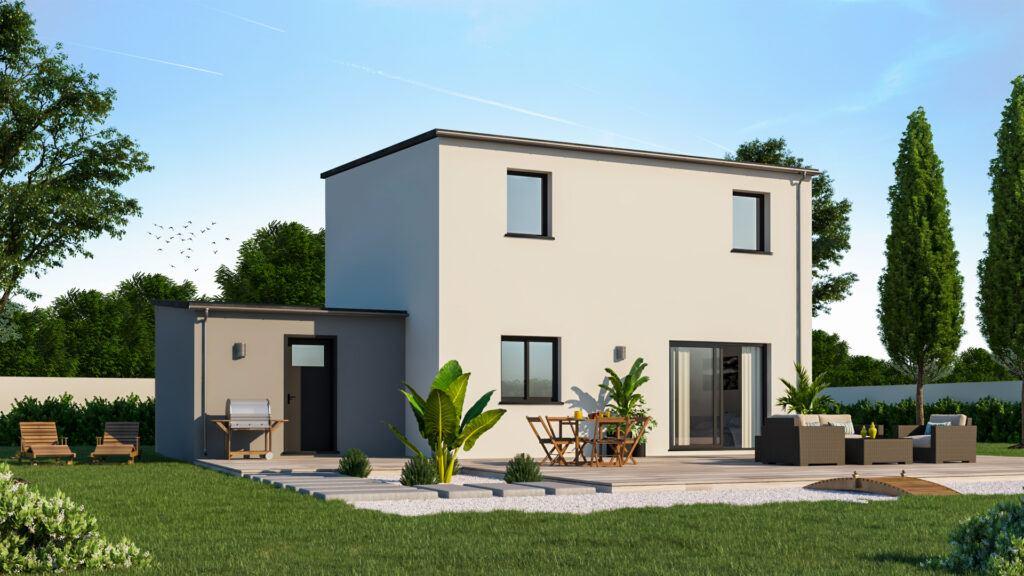 Maisons de l'Avenir Extension / Rénovation - Projet Avant