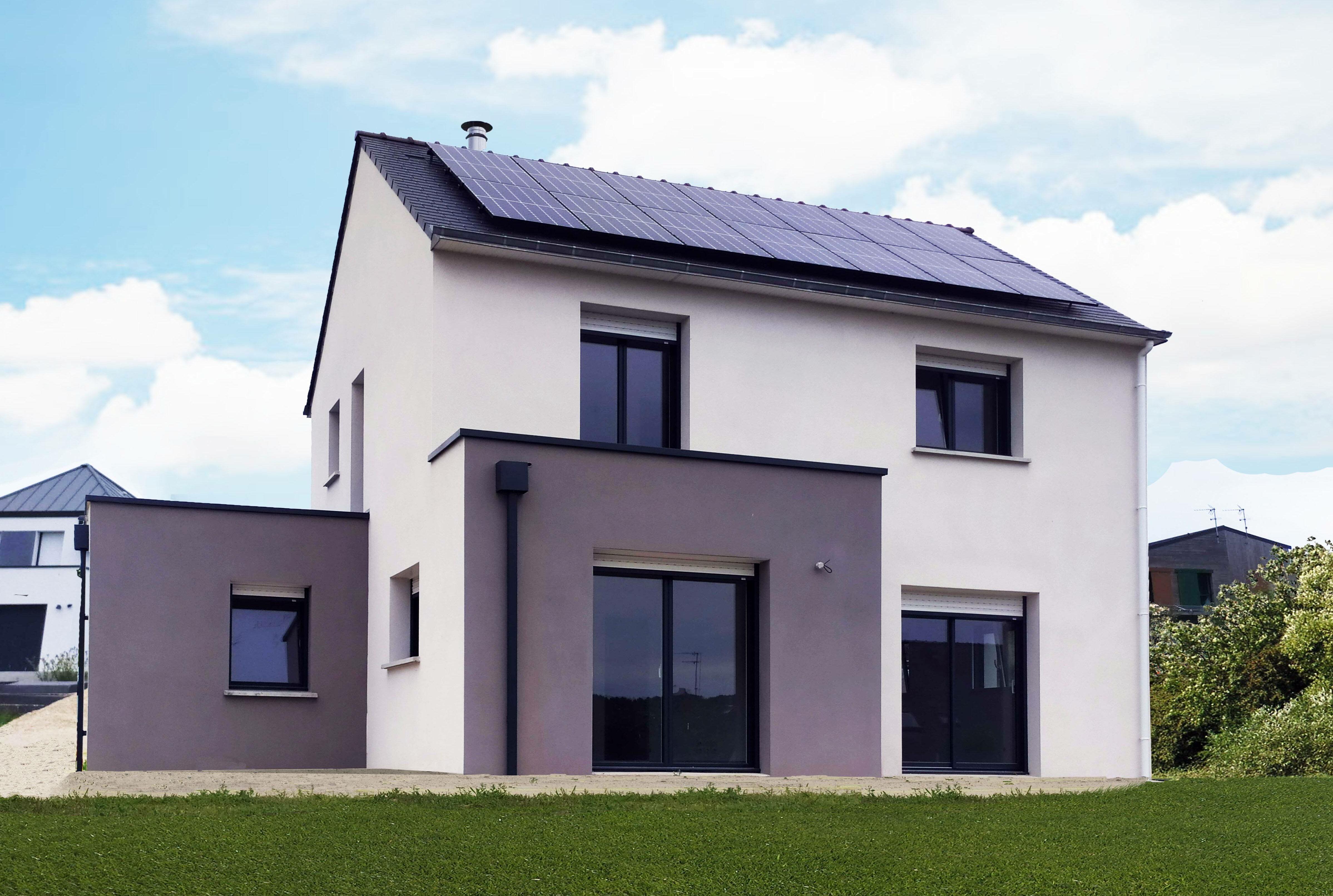 Maison Bâti Activ par Maisons de l'Avenir - Morbihan à Saint-Nolff
