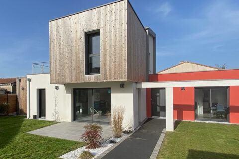 Maison Bati Activ HAUTE-GOULAINE -Maisons de lAvenir-44