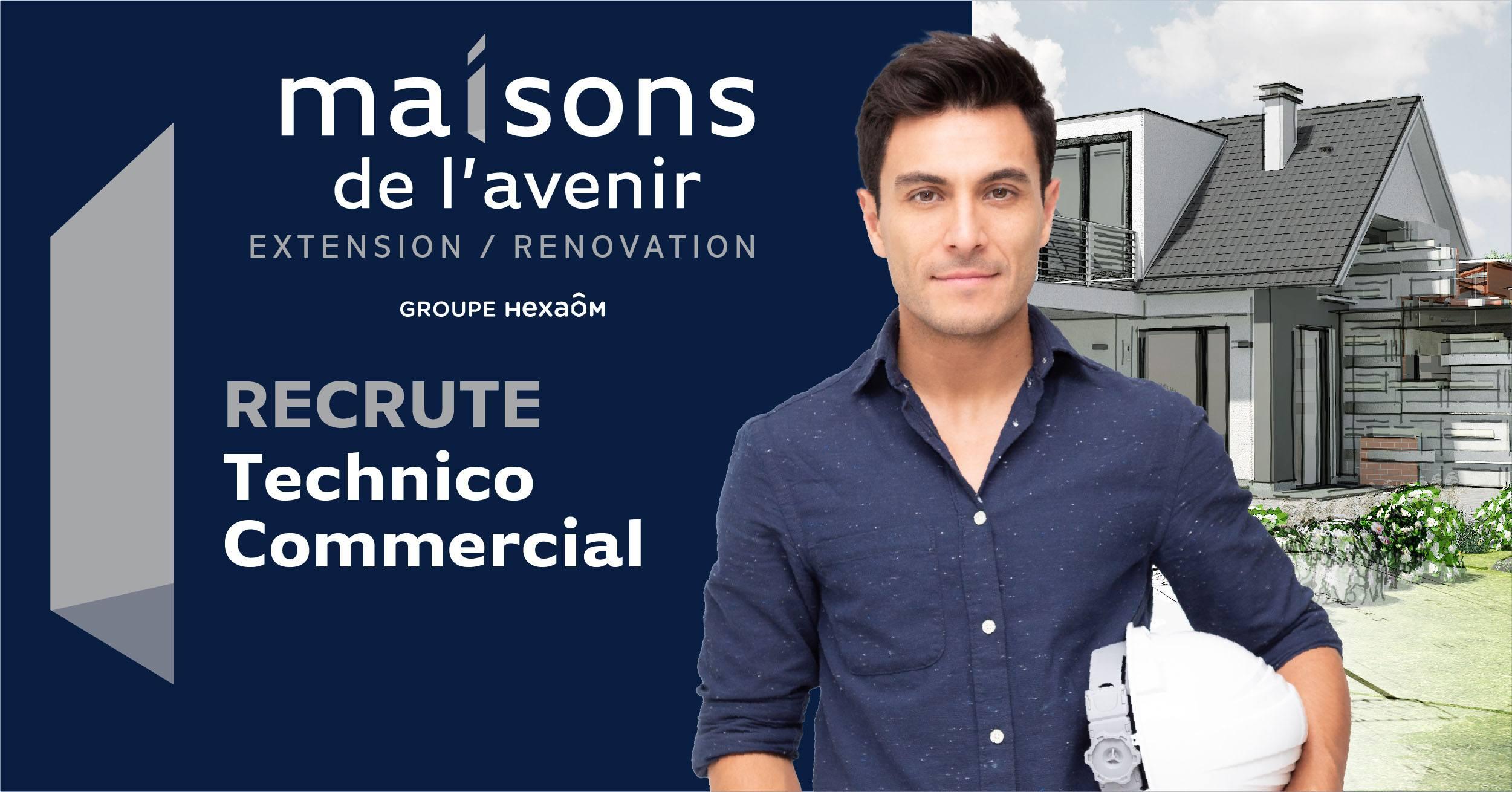 Recrutement Technico-Commercial(e)